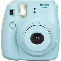 Fujifilm INSTAX Mini 8 Instant Camera (Blue) (Discontinued by Manufacturer) - $101.84