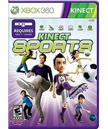 Kinect Sports Microsoft Xbox 360 Game, Includes Game Book, Excellent Con... - $13.50
