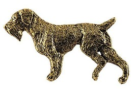 Creative Pewter Designs, Full Body German Wire Haired Handcrafted Dog Ma... - €19,74 EUR