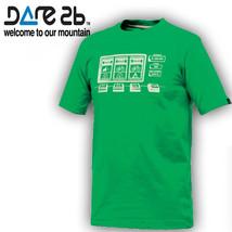 Dare2b T Shirt Summer Shirt Running Gym T Shirt Jackpot Tee Quick Dry T ... - $11.69