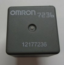 Usa Seller Gm Omron Relay 12177236 Tested 1 Year Warranty Free Shipping GM8 - $7.95