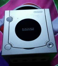 Nintendo Gamecube Console Silver Platinum Console Only #1 - $31.68