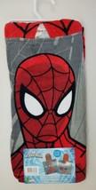 Marvel Spiderman Pocket Frenz Hooded Beach Towel Hooded Poncho 22''x22'' - $27.10