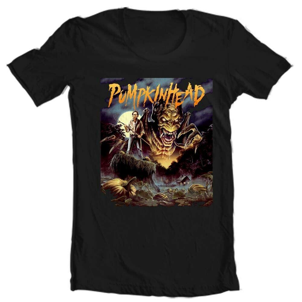 Pumpkinhead Tee Shirt retro monster movie 1980s vintage horror film cover