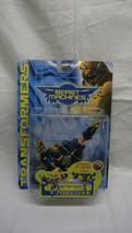 TRANSFORMERS BEAST MACHINES JETSTORM DELUXE EVIL VEHICON 1999 NEW ON CARD! - $27.44