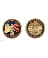 """CAMP WILLIAMS UTAH ARMY NATIONAL GUARD 1.75"""" CHALLENGE COIN - $18.04"""