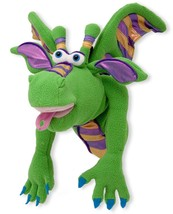 Melissa and Doug Smoulder the Dragon Puppet  New Free Shipping - $58.17