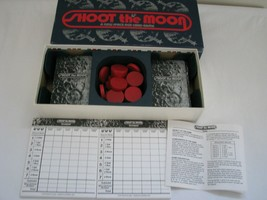 Vintage Shoot the Moon A New Space Age Card Game 1986 Martin & Martin Co... - $193.49