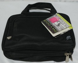 GANZ Brand Beyond a Bag BB224 Raven Color Toiletry Notebook  Organizer image 1
