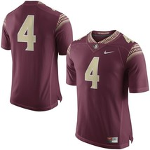 Florida State Seminole JERSEY-NIKE-AUTHENTIC STITCHED-ADULT SIZES-NWT-RETAIL$135 - $69.99