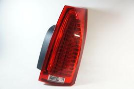 2008-2013 Cadillac CTS PASSENGER REAR TAIL LIGHT TAILLIGHT LAMP BRAKE LE... - $162.90
