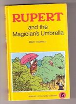RUPERT AND THE MAGICIAN'S UMBRELLA    pic cover   Ex++  #6 - $25.04