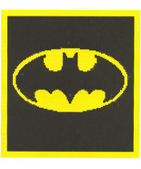 Batman Crochet Graph Afghan Pattern - $5.00