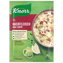 Knorr Minced meat cheese soup 1ct./4 servings FREE SHIPPING - $5.93