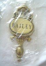 Bailey Antique Style Solid Brass Neo-Classical Urn Door Knocker - $49.99