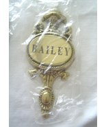Bailey Antique Style Solid Brass Neo-Classical Urn Door Knocker - $49.99