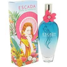 Escada Born In Paradise Perfume 3.3 Oz Eau De Toilette Spray  image 1