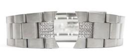 Custom Diamond End Links for Rolex Submariner GMT Master Daytona 116610 16610 - $1,395.00