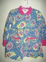 Little Girls Medium Dress Gymboree Floral Long ... - $19.80