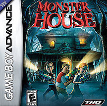 Monster House (Nintendo Game Boy Advance, 2006) CART ONLY - $8.76