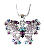 Butterflynecklace new purple thumbtall