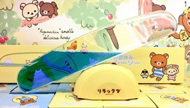 Rilakkuma's Summer Vacation Water Seesaw Yellow Box Blue Water Prize SAN-X - $61.71