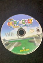 Kidz Sports: Crazy Golf (Nintendo Wii, 2008) DISC ONLY Tested & Works - $5.94