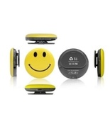 Smiley Face Pin Spy - high quality video camera and microphone spy cam - $23.75