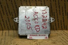 05 Honda Accord 2.4L Cpe AT Engine Control Unit ECU 37820RADA54 Module 2... - $54.99