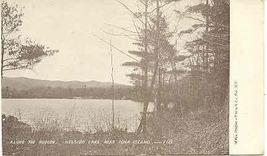 Hession Lake Iona Island Hudson River New York circa1906 Post Card  - $5.00