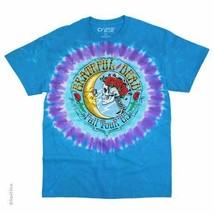 New GRATEFUL DEAD Lunar Dead LICENSED BAND  T Shirt   - £21.08 GBP