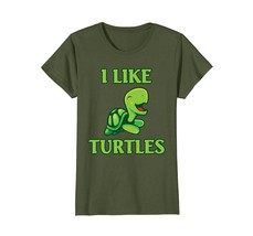 I Love Turtles T-Shirt - $19.99+