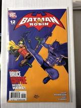 Batman and Robin #12 First Print - $12.00
