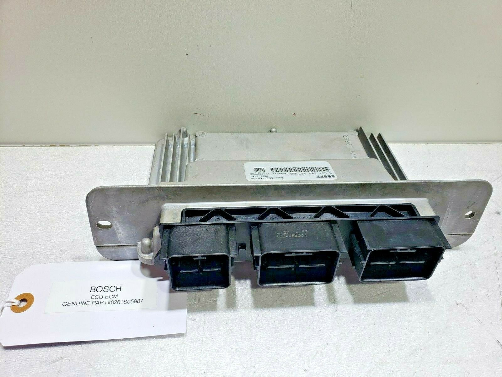 ECU ECM PCM BOSCH Ford F150  F250 5.4 0261S05987 OEM image 8