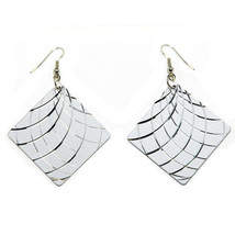 Cezare Earrings (grey) - $29.99