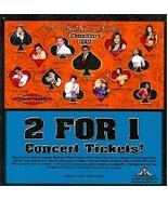 Vietnamese Concert Promo Card - $1.95