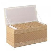 Woven Natural Nesting Storage Trunks - $164.31