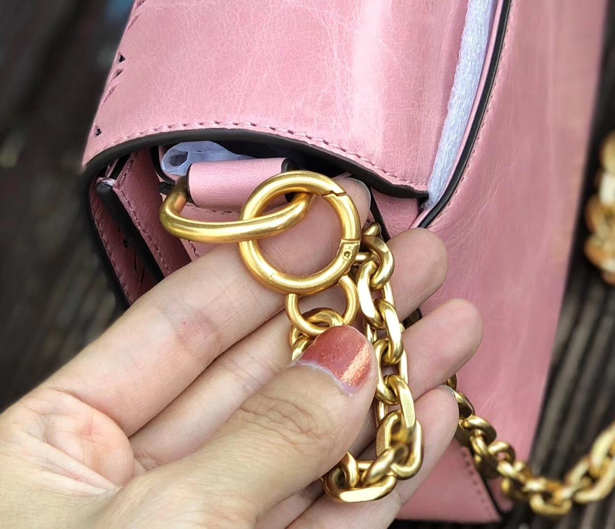 Tory Burch Kira Perforated Shoulder Bag