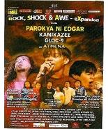 Parok Ya Ni Edgard / Gloc-9 / Kamikazee Vegas Promo Card - $1.95