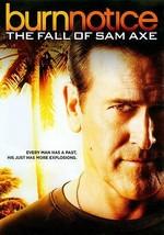 Burn Notice: The Fall Of Sam Axe - DVD ( Ex Cond.) - $23.80