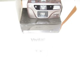 VINTAGE CAMERA - VIVITAR Z240 POWER ZOOM CAMERA0 NEW IN THE BOX- G9 - $48.02