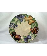 Noble Excellence Napa Valley Dinner Plate - $14.48