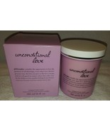 Philosophy UNCONDITIONAL LOVE Whipped Body Creme 16 oz/480mL Jar New Box... - $43.20