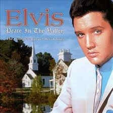 Primary image for ELVIS PRESLEY - Peace In The Valley: The Complete Gospel Recordings 3-CD
