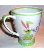 Starbucks Easter Bunny Rabbit Hop Coffee Mug Child Cup 2007 - $15.99