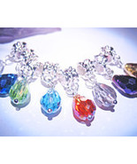 Haunted BEAD CHARMS CHOOSE YOUR MAGICK 925 GEMS WITCH Cassia4  - $15.77