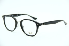 9058482d78 NEW RAY-BAN RB 5355 2000 BLACK EYEGLASSES AUTHENTIC RX RB5355 50-21 -