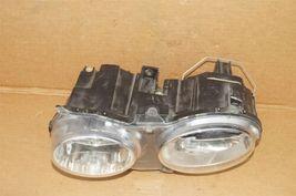 04-07 Jaguar XJ8 XJR VDP Headlight Lamp Halogen Driver Left Side LH - POLISHED image 4