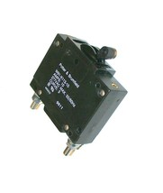 New Potter & Brumfield Single Pole 10 Amp Circuit Breaker Model W91-X113-10 - $27.99