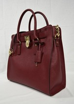 Michael Kors Large North South Hamilton Specchio Satchel/Shoulder Bag in... - $299.00